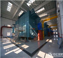 khodiyar mild steel ibr horizontal steam boiler, for
