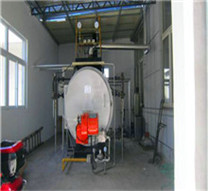 water tube type waste heat boiler widely used in cambodia