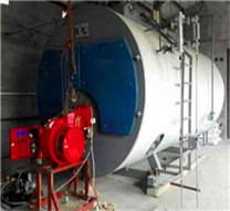 4 ton dzl type soft coal steam boiler for plastic industry