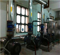 10 ton industrial packaged used coal fired steam boiler